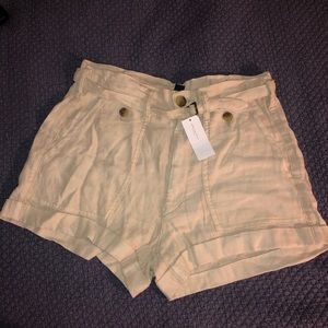 NWT American Eagle High Rise Utility Shorts